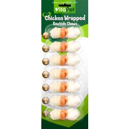 Photo of Vitapet Chicken Rawhide Mini Bone 7 Pack