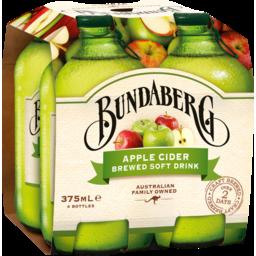 Photo of Bundaberg Apple Cider 4x375ml