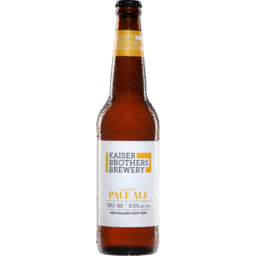 Photo of Kaiser Brothers Brewery Blonde Pale Ale 500ml
