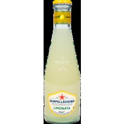 Photo of Sanpellegrino Italian Sparkling Drinks Limonata 4 Pack X 200ml