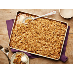 Photo of Apple Crumble Lrg
