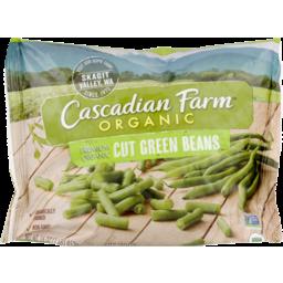 Photo of Cascadian Farm® Organic Cut Green Beans 16 Oz Bag