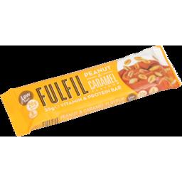 Photo of Fulfil Protein Bar Peanut & Caramel 55g 55g