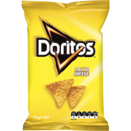 Photo of Doritos Corn Chip Nacho Cheese (170g)