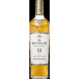 Photo of Macallan 12yr Scotch Triple Cask 700ml