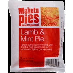 Photo of Maketu Lamb Mint Pie 200g