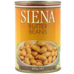 Photo of Siena - Butter Beans - 400g