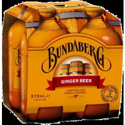 Photo of Bundaberg Ginger Beer 375ml 4