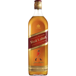 Photo of Johnnie Walker Red Label Blended Scotch Whisky 700ml