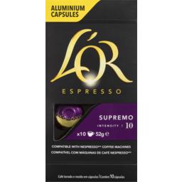 Photo of Lor Espresso Superiore 10pk