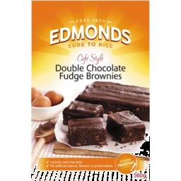 Photo of Edmonds Brownie Mix Chocolate Fudge 560g