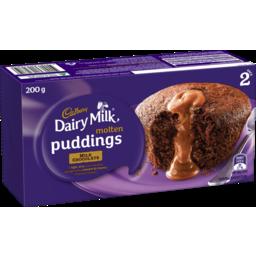 Photo of Cadbury Pudding Mini Choc 2pk 200gm
