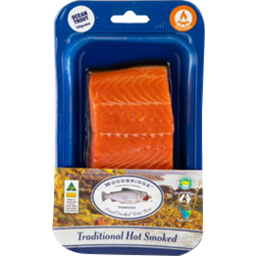 Photo of Woodbridge Hot Smoked Trout Trad 150g