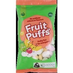 Photo of WW Fruit Puff 180g