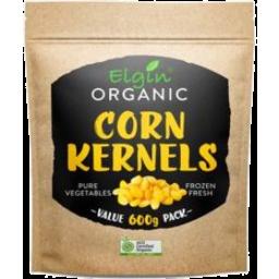 Photo of ELGIN ORGANIC:EO Frozen Organic Corn Kernels 600g