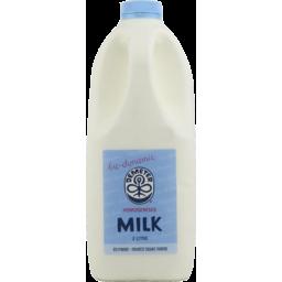 Photo of Bio-dynamic Homogenised Milk