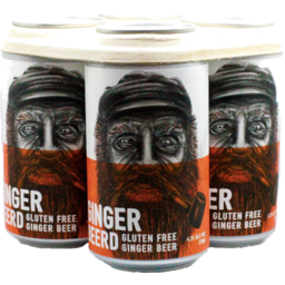 Photo of Aether Ginger Beerd Can