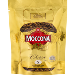 Photo of Moccona Coffee Classic Refill 90g