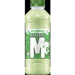 Photo of Masters Spearmint Flavoured Milk 750ml Btl (6)