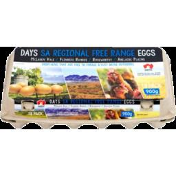 Photo of Sa Region Eggs F/R 18pk 900gm