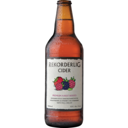 Photo of Rekorderlig Cider Forest Berries 500ml