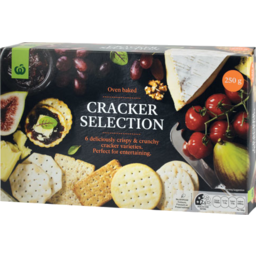 Photo of WW Cracker Selection 250g
