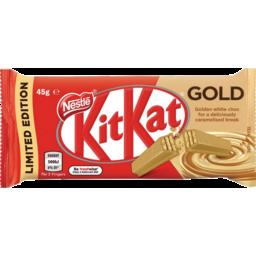 Photo of Kit Kat Gold Bar 45gm