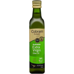 Photo of Cobram Estate Light & Delicate Extra Virgin Olive Oil 375ml