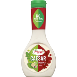 Photo of Praise Caesar Dressing 330ml