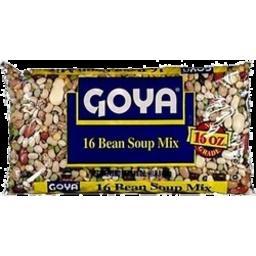 Photo of Goya 16 Beans Soup Mix