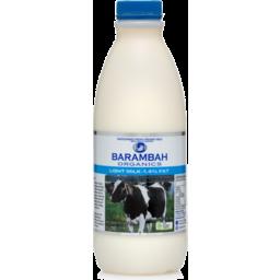 Photo of Barambah Milk Light 1l