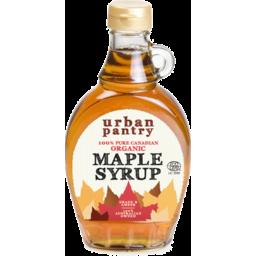 Photo of Urban Pantry Organic Maple Syrup 250ml