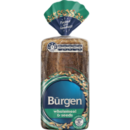 Photo of Burgen® Wholemeal & Seeds 700g