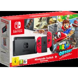 Photo of Nintendo Switch Bundle