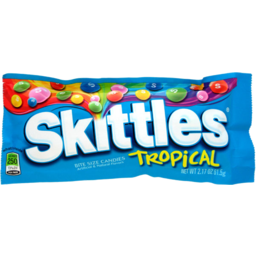 Photo of Tropical Punch Skittles