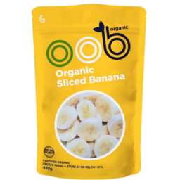 Photo of Oob Org Banana Smoothie 450gm