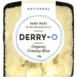 Photo of Derry-O Org Creamy Blue 200gr