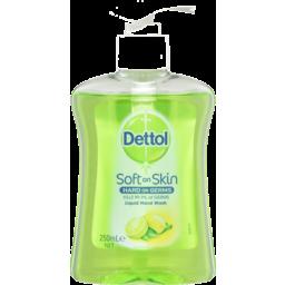 Photo of Dettol Antibacterial Liquid Hand Wash Pump Refresh 250ml