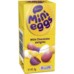 Photo of Cadbury Mini Eggs 41.5g