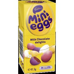 Photo of Cadbury Mini Eggs Carton 41.5g