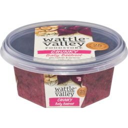 Photo of Wattle Valley Chunky Baby Beetroot Dip 150g