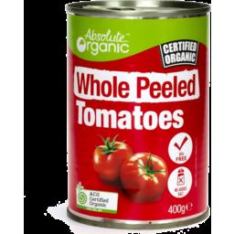Photo of Absolute Organic Whole Peeled Tomatoes