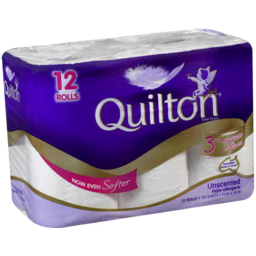 Photo of Quilton T/T Unscented 12pk