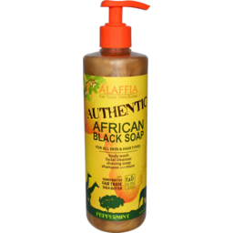 Photo of Alaffia African Black Soap 475
