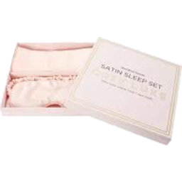 Photo of A/Trend Sleep Set Luxe Satin Pink