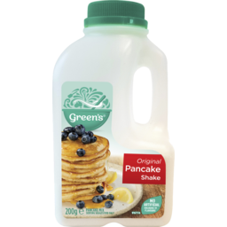 Photo of Green's Pancake Shake Original 200g