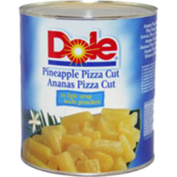Photo of Dole Pineapple Pizza Cuts