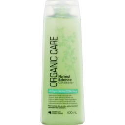 Photo of Organic Care Normal Balance Conditioner 400ml