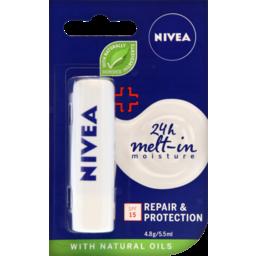 Photo of Nivea Lip Care Repair 4.8gm