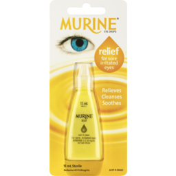 Photo of Murine Eye Drops Relief For Sore